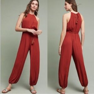 Elevenses by Anthropologie Jumpsuit Size XS